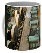 Deserted Factory Coffee Mug by Yali Shi