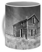 Deserted Home On The Range Coffee Mug