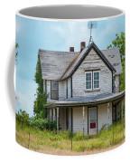 Deserted Oklahoma Farmhouse Coffee Mug