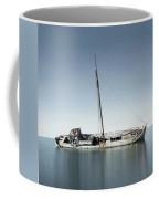Deserted Wreck Coffee Mug
