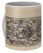 Design For A Binding For Charivaria, Carel Adolph Lion Cachet, 1874 - 1945 Coffee Mug