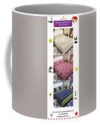 Designer Bed Sheet To Decor Home Coffee Mug