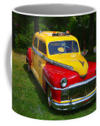 Desoto Skyview Taxi Coffee Mug