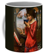 Destiny Coffee Mug by John William Waterhouse