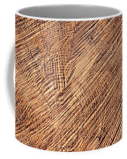 Detail Cut On Trunk Wood Coffee Mug