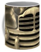 Detail Of An Old Car Coffee Mug