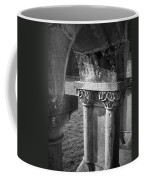 Detail Of Cloister At Cong Abbey Cong Ireland Coffee Mug