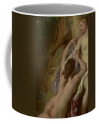 Detail Of Diana And Her Nymphs Bathing Coffee Mug