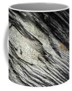 Detail Of Dry Broken Wood Coffee Mug