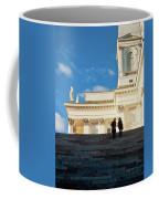 Detail Of Helsinki Cathedral Coffee Mug