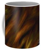 Detail - Pre-raphaelite Tresses Coffee Mug
