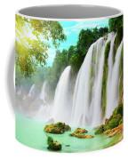 Detian Waterfall Coffee Mug