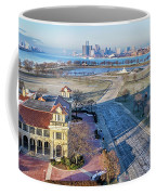 Detroit  A New Day A New Year Coffee Mug