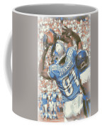 Detroit Lions Calvin Johnson 3 Coffee Mug