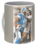 Detroit Lions Calvin Johnson 4 Coffee Mug