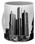 Detroit Rc From Congress Coffee Mug