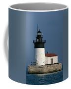 Detroit River Light On Lake Erie Coffee Mug