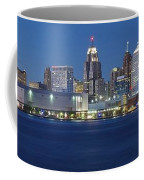 Detroit Stretches Out Coffee Mug