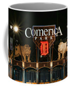 Detroit Tigers - Comerica Park Coffee Mug