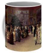 Detti Cesare Auguste Varnishing Day Coffee Mug