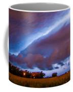 Developing Nebraska Night Shelf Cloud 007 Coffee Mug