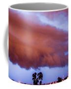 Developing Nebraska Night Shelf Cloud 011 Coffee Mug