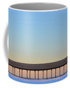 Devereax Beach Walkway Marblehead Ma Coffee Mug