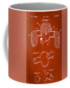 Device For Protecting Animal Ears Patent Drawing 1h Coffee Mug