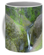 Devil Creek Falls   Coffee Mug