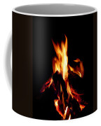 Devil Fire Coffee Mug