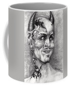 Devil May Cry Coffee Mug