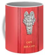 Devil Sculpture Coffee Mug