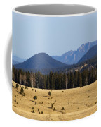 Devil's Head Fire Tower In The Pike National Forest Coffee Mug