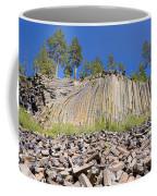 Devils Postpile Wide View Coffee Mug