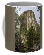 Devils Tower 10 Coffee Mug