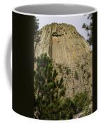 Devils Tower 8 Coffee Mug