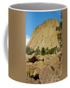 Devils Tower Four Coffee Mug