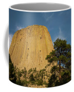 Devils Tower One Coffee Mug