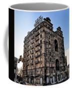 Divine Lorraine Hotel - Broad Street Philadelphia Coffee Mug
