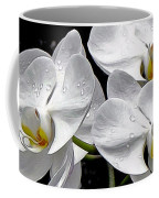 Dew-kissed Cascading Orchids Coffee Mug