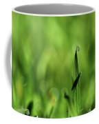 Dew On The Grass Coffee Mug