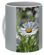 Dewdrop Daisy Coffee Mug