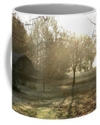 Dewdrop Sunrise Coffee Mug