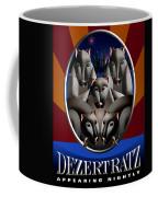 Dezert Ratz Poster Coffee Mug