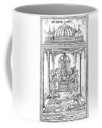 Dhanvantari, God Of Ayurvedic Medicine Coffee Mug