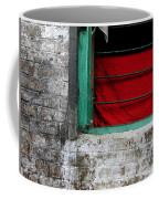Dharamsala Window Coffee Mug