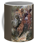 Dhole, Endangered Species Coffee Mug