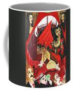 Meneater Evil Girls Coffee Mug