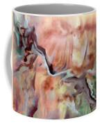 Diagonal Earth Coffee Mug