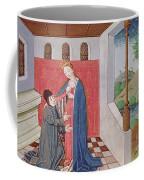 Dialogue Between Boethius And Philosophy Coffee Mug
